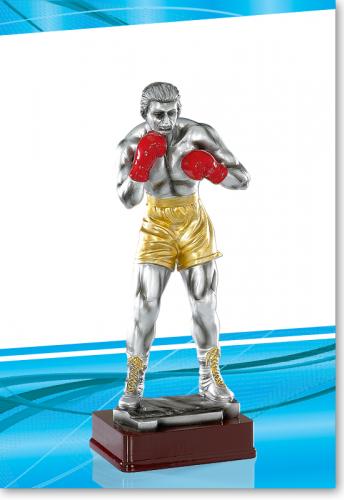 Boxpokal 31cm mit Gravur