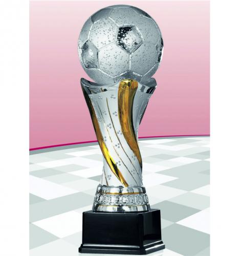 Weltmeisterpokal 28cm mit Gravur