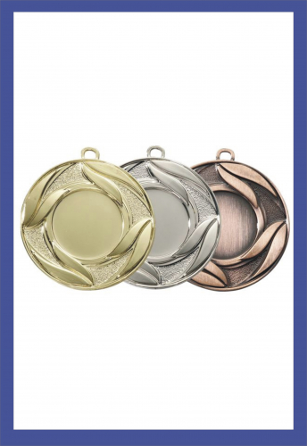 Medaille Abby 50mm