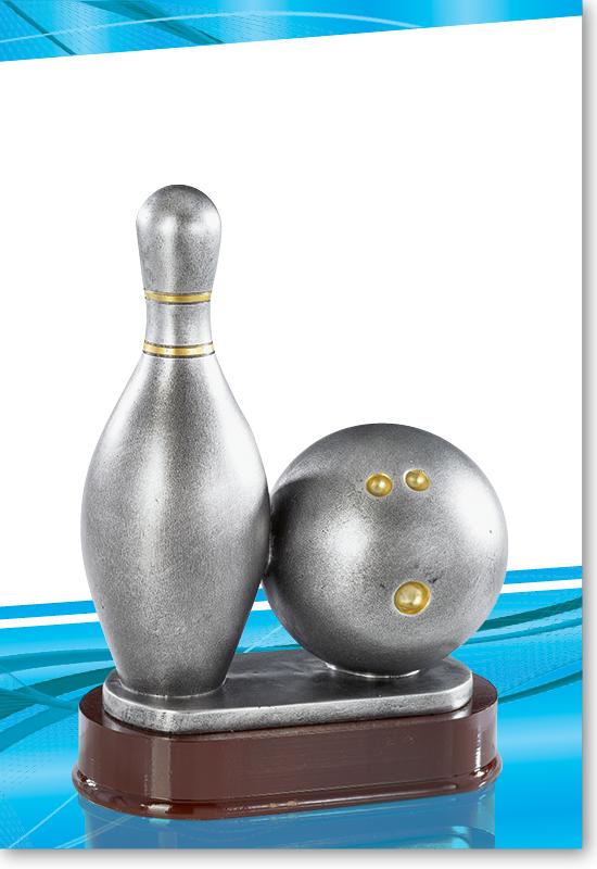 Bowling Pokal