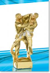 Judopokal 21 cm