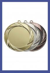 Medaille Bobby 70mm