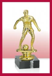 Fussballpokal 14cm mit Gravur
